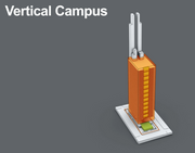 The Vertical Campus