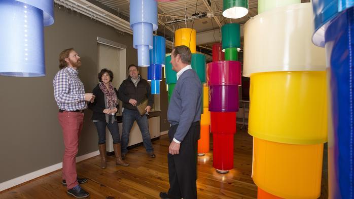 Triad textile firm investing 25M+ in new design center