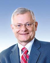 Edward Monser, president, COO