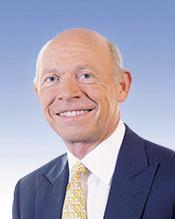 Charles Peters, senior executive vice president