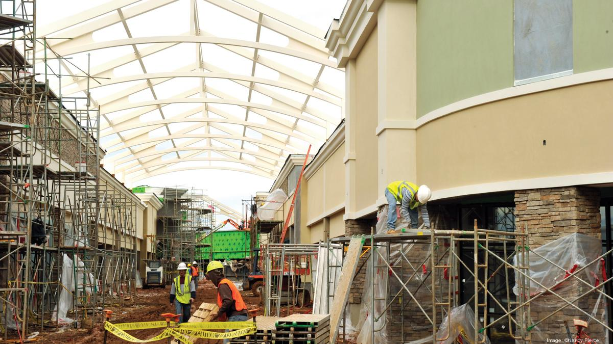 Steele Creek Outlet Center Announces New S Sets July 31 Opening Charlotte Business Journal
