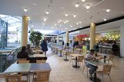 Some have suggested the food court, though popular, takes traffic off of the downtown street.