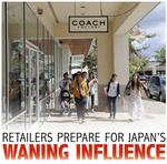 Japanese visitors' dominance to be tested