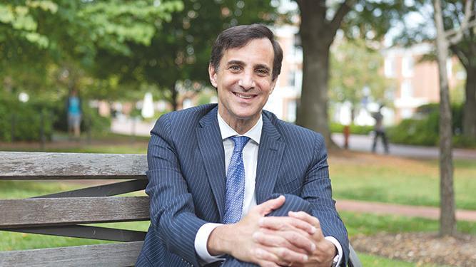Johns Hopkins president, wife establish $1 million financial aid fund