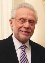 Wolf Blitzer, a 1972 graduate of Johns Hopkins, is a news anchor on CNN.