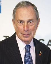 Michael Bloomberg, a 1964 graduate of Johns Hopkins, is a former New York City mayor.