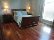 3309 Crystal Lake Drive: One of the bedrooms.