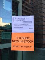 Flu death toll rises; workers encouraged to stay home if sick