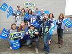 Businesses rally for Seahawks -- now NFC champions
