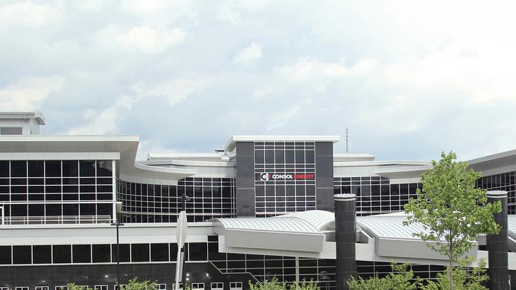 Consol Energy Inc. headquarters in Canonsburg.
