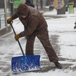 Businesses, get your shovels ready