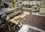 Pearson Candy Co. makes chocolate blueberry quinoa in its factory. Pearson's sometimes does contract work for other companies.