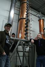 Steel Toe Brewing owners prepare to fire up a distillery