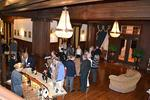 Working the Room: Networking at the historic Mitchell House