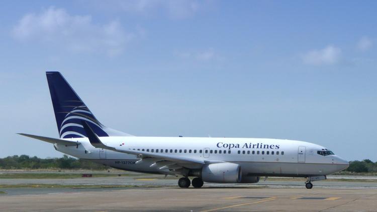 sale retailer 19915 f23c6 Copa Airlines  Boeing 737