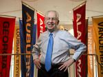 Former SEC Commissioner Mike Slive on his latest venture