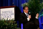 CHS' Wayne Smith tweaks Tennessee Legislature at 'Wall Street' panel