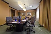The boardroom before.