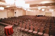 The ballroom after.