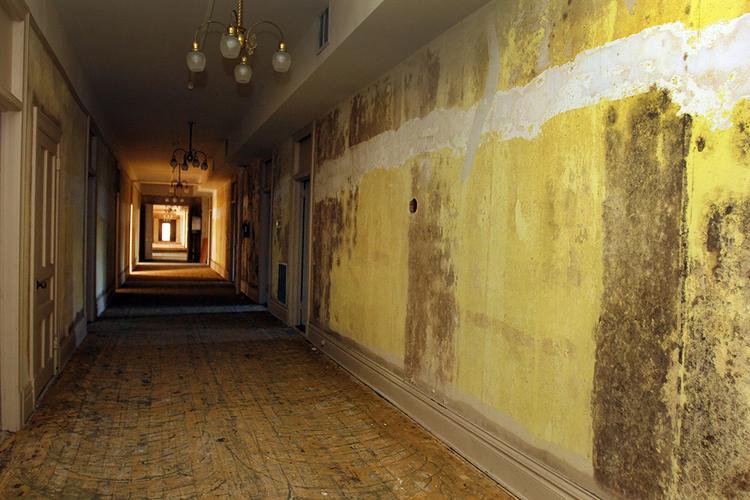 Inside The Dilapidated Belleview Biltmore Slideshow