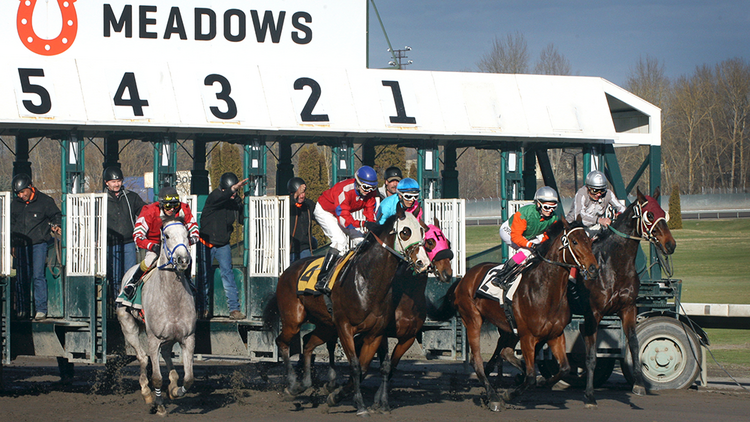 Horse racing days may be numbered at Portland Meadows