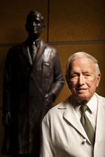 Dr. <strong>Denton</strong> <strong>Cooley</strong> named most innovative surgeon alive