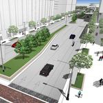 Lakefront downtown redesign on display for comments May 13