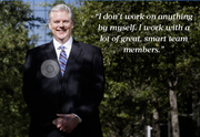 Jeff Hollinden is senior managing director in the Houston office at HFF LP.