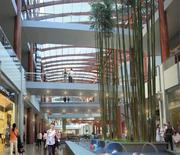 A portion of the building will be three floors of retail space, a total of 300,000 square feet.