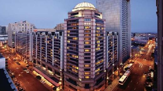 The Hilton San Francisco Union Square, the city's largest hotel with 1,921 rooms, was valued at $1.02 billion in its most recent appraisal in 2016. It secures $475 million of a $725 million commercial mortgage-backed securities loan held by owner Park Hotels & Resorts Inc.