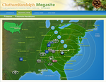 Take a tour of the 1,800-acre Chatham County megasite