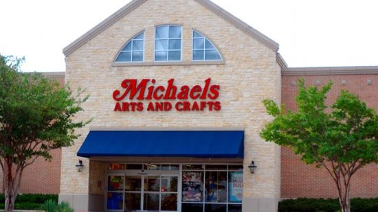 michaels craft center preps for aug 31 opening at rivergate shopping 2416
