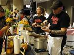 Chili cookoff heats up a chilly day: Slideshow