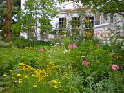 Warmer months bring wildflowers to the property's gardens.See more homes in the MSPBJ Dream Houses series here.