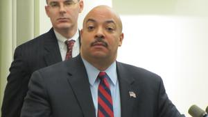 Indicted DA Seth Williams' defense attorney wants to quit, but judge won't let him