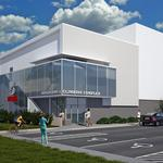 Doctor plans indoor climbing gym near Greenwich and K-96