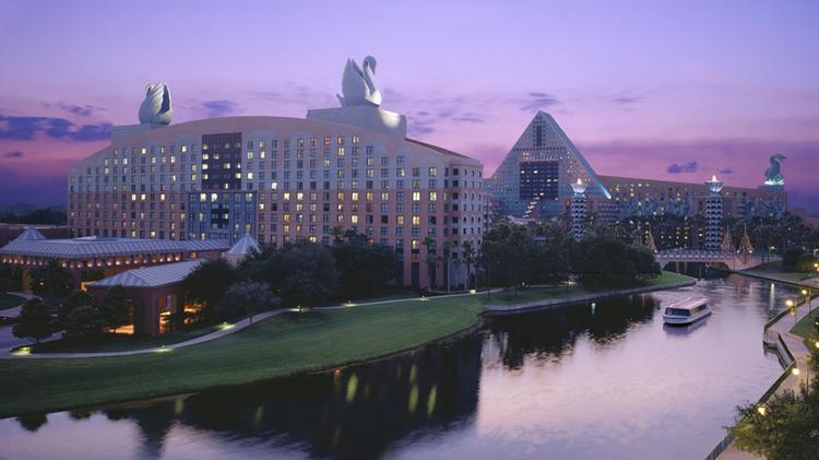 Disney S Nyse Dis Swan Dolphin Resort To Get New Hotel Tower In