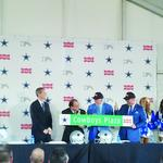 Dallas Cowboys name key development players for new Frisco HQ
