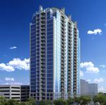 Houston's second SkyHouse apartment tower breaks ground