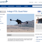 Sinclair looks to fly drones at Calamityville
