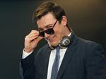 40 Under 40: Josh Schlesinger's heel of a bad time (Video)