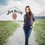 Jim Beam bourbon gets a sexy new global spokeswoman