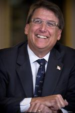 McCrory to join Cary's Dude Solutions for big announcement