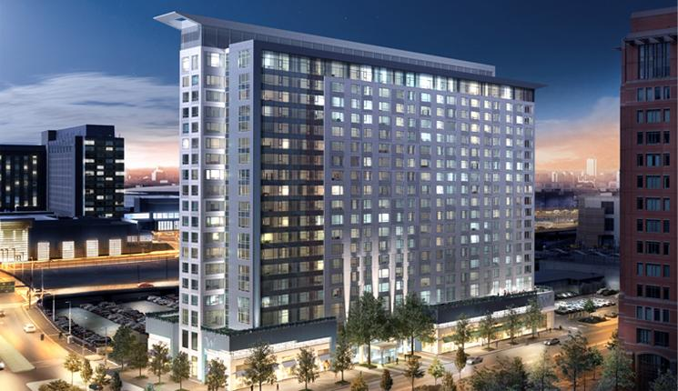 Waterside Place Set To Open In Seaport District On Thursday