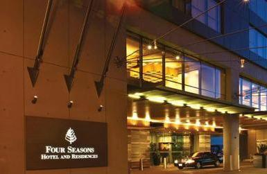 Seattle S Four Seasons Listed Among Top 10 Hotels In Country Puget Sound Business Journal