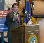 Root of McCrory's comments about High Point furniture industry unclear