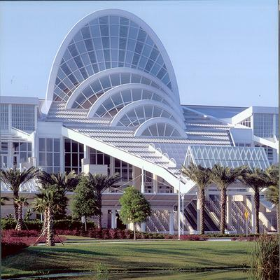 Convention Center To Welcome 384m In Trade Show Biz In Q3 2017 Orlando Business Journal