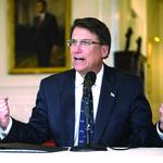 Spokesman defends McCrory's debate answer on undisclosed meeting with Duke Energy