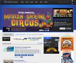 Hartman Arena unveils new website
