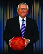 NBA Commissioner David Stern discusses Glen Taylor